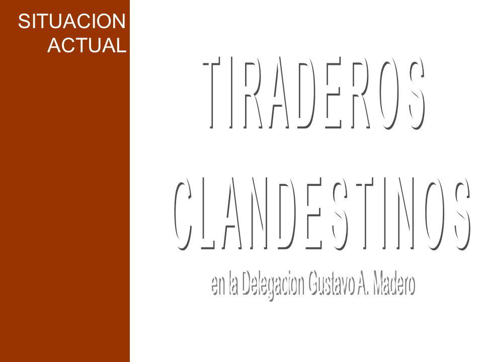 en la Delegacion Gustavo A. Madero