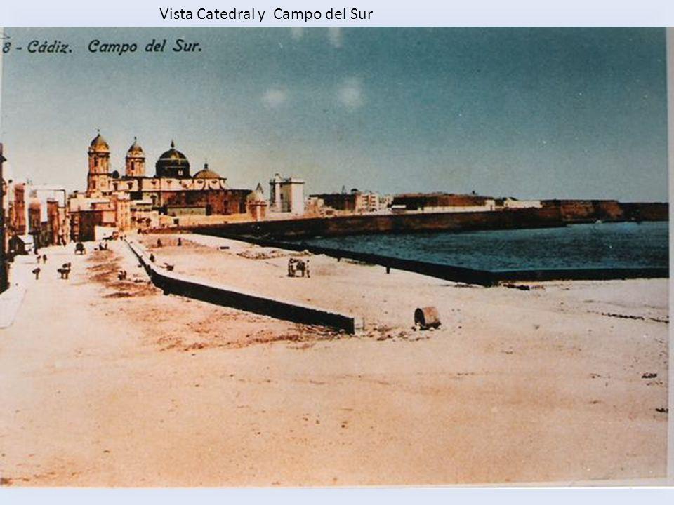 Vista Catedral y Campo del Sur