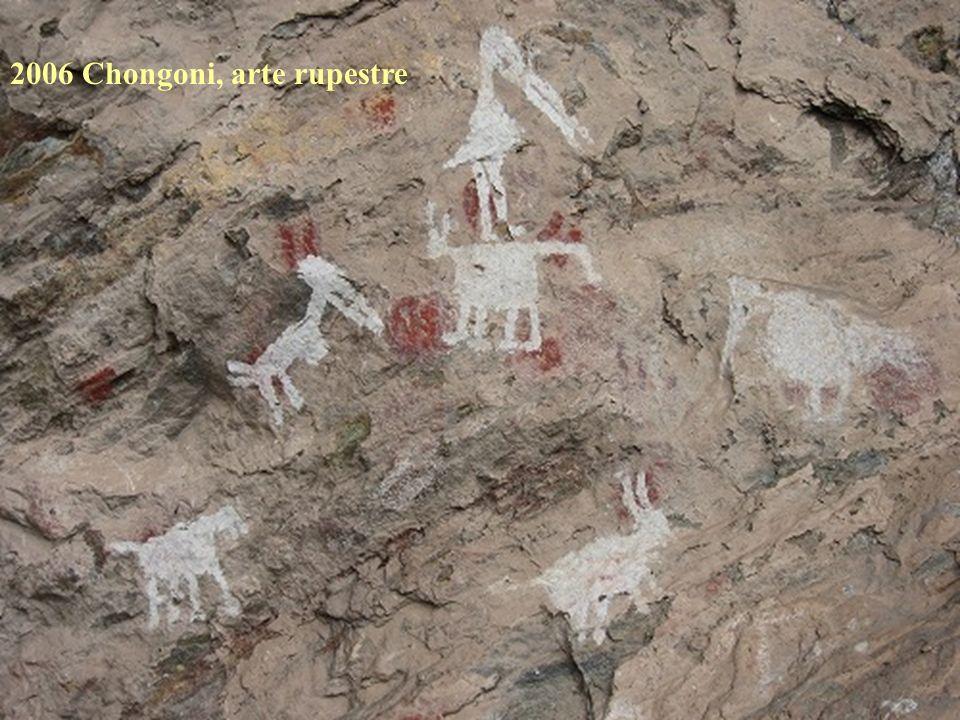2006 Chongoni, arte rupestre