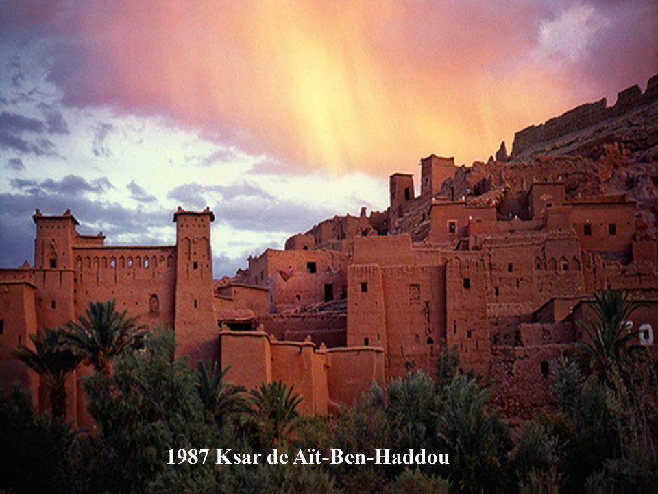 1987 Ksar de Aït-Ben-Haddou