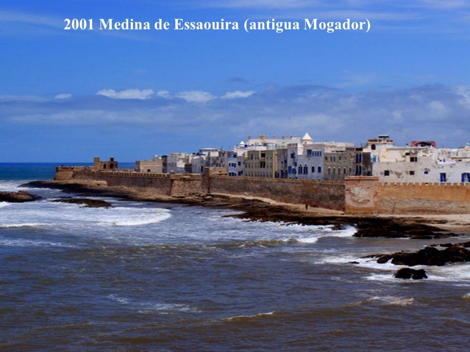2001 Medina de Essaouira (antigua Mogador)