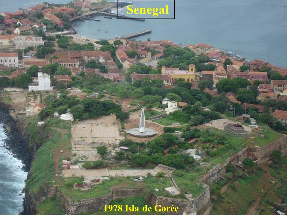 Senegal 1978 Isla de Gorée