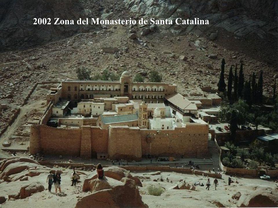 2002 Zona del Monasterio de Santa Catalina