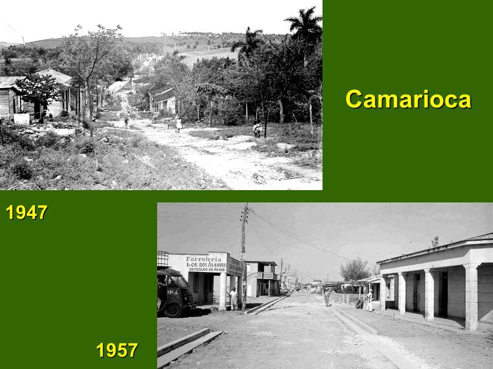 Camarioca 1947 1957