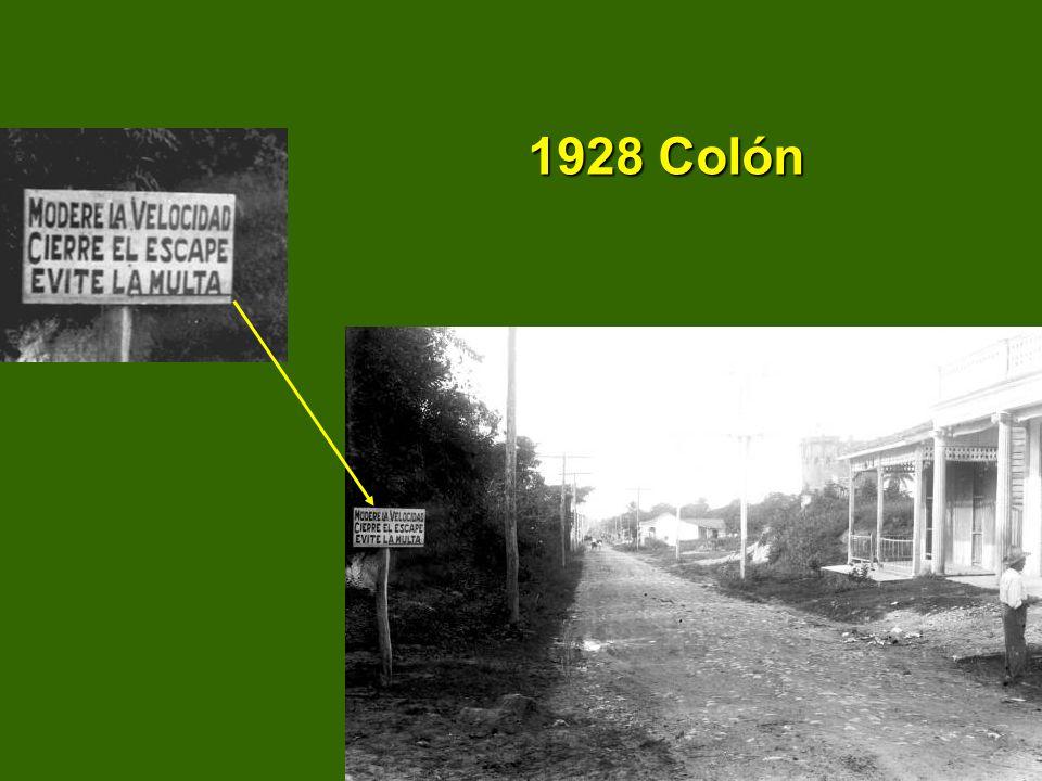 1928 Colón