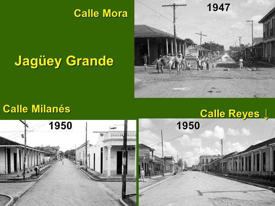 Calle Mora Jagüey Grande Calle Milanés
