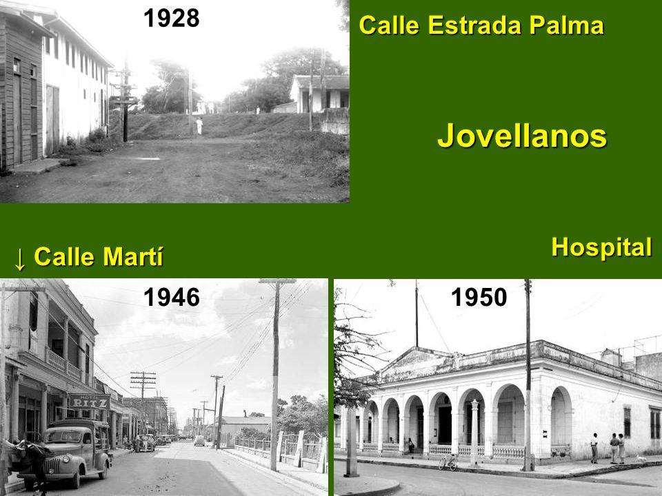 Calle Estrada Palma Jovellanos Hospital