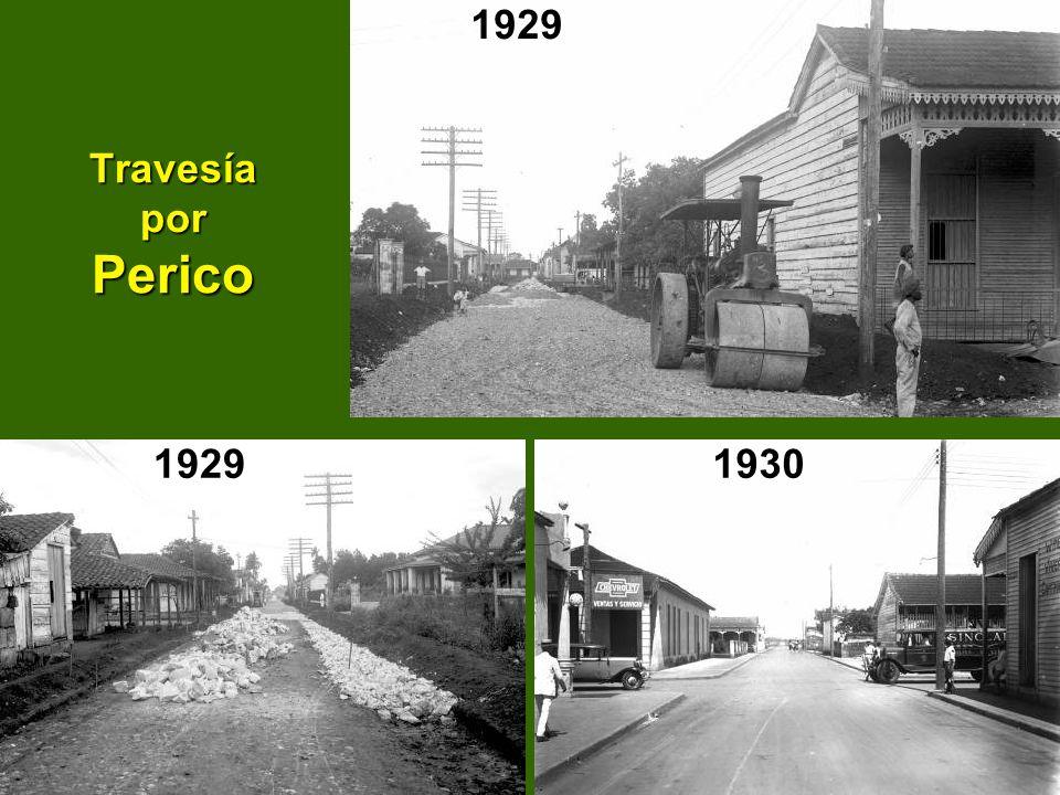 Travesía por Perico 1929 1929 1930