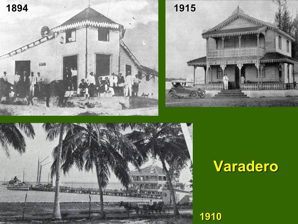 1894 1915 Varadero 1910