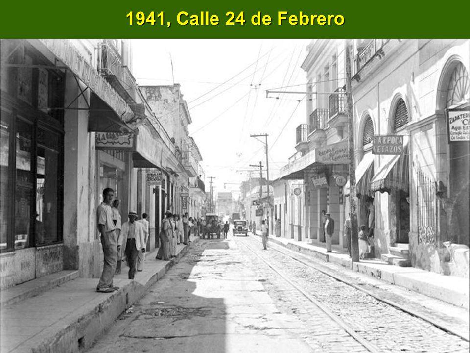 1941, Calle 24 de Febrero