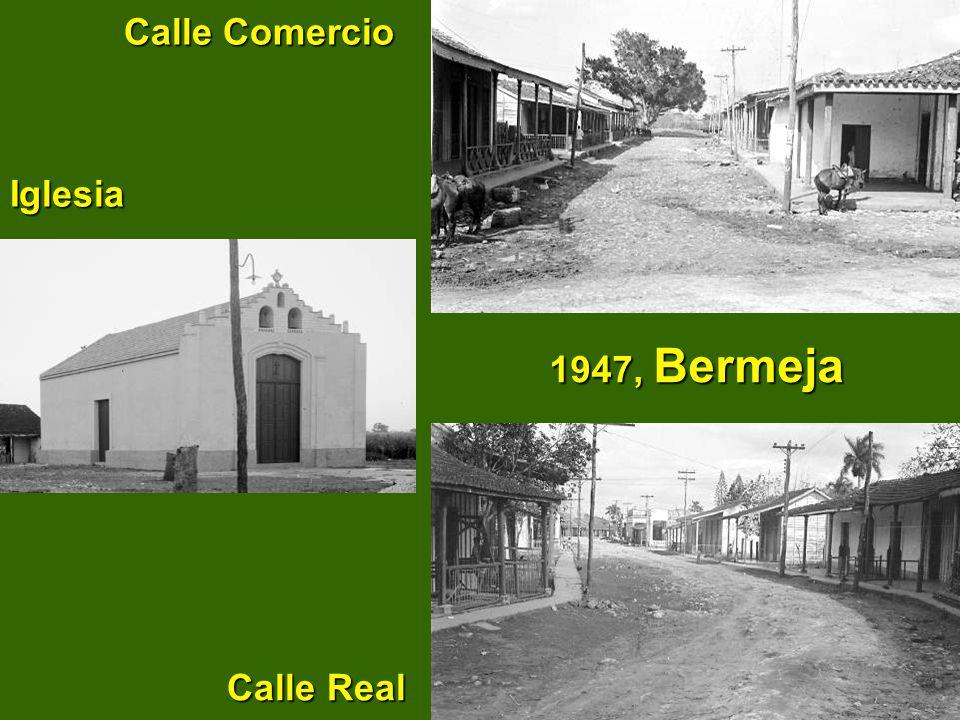 Calle Comercio Iglesia