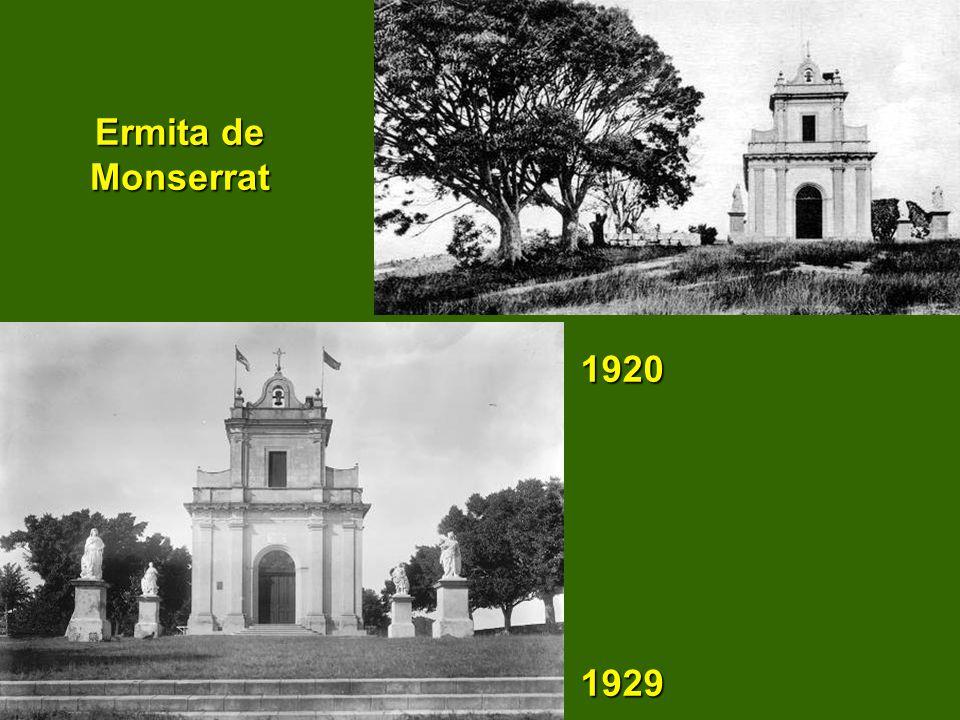 Ermita de Monserrat 1920 1929