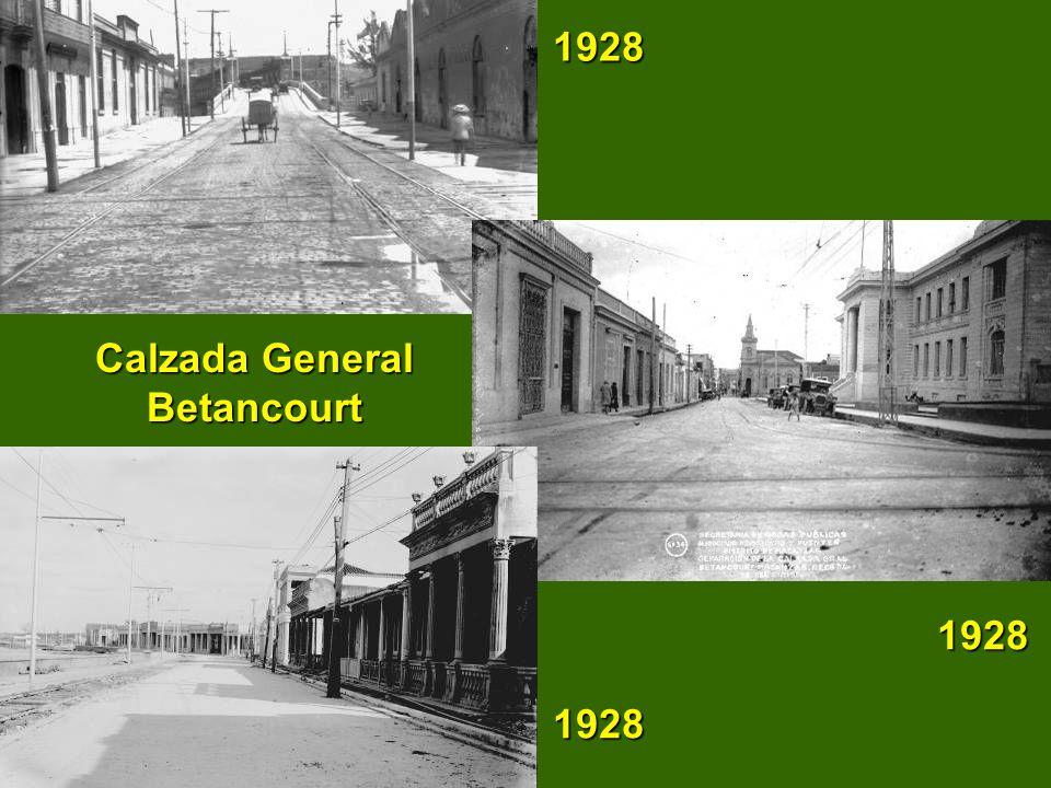 Calzada General Betancourt