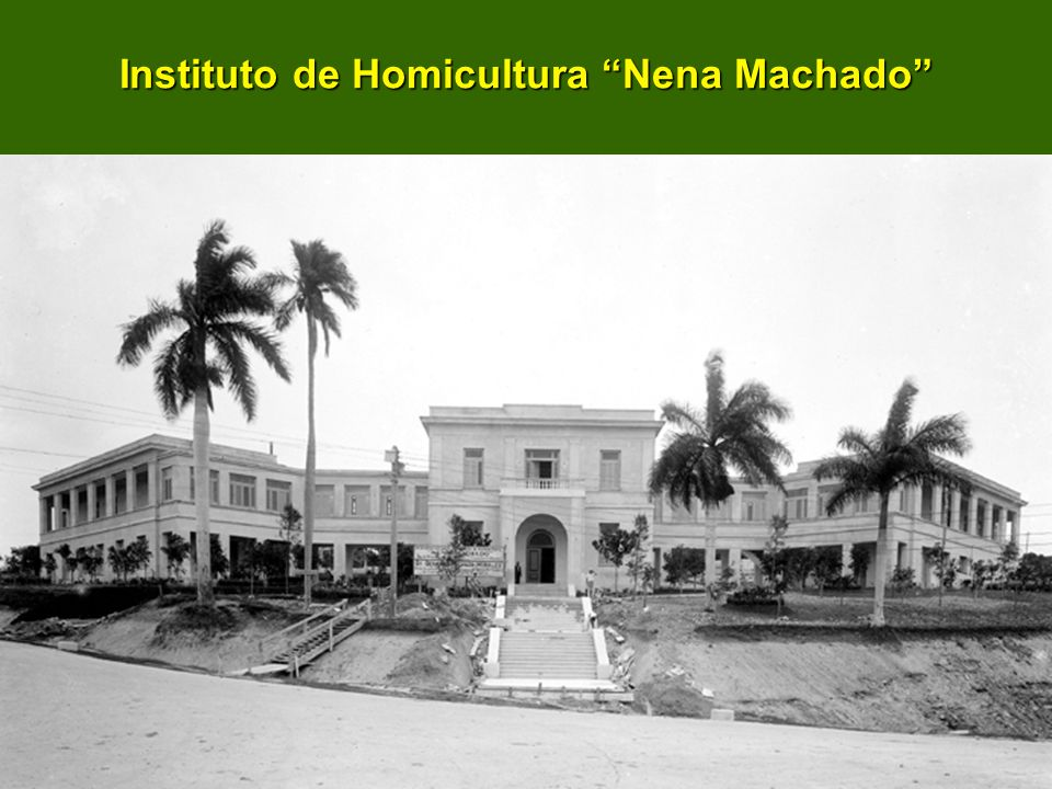 Instituto de Homicultura Nena Machado