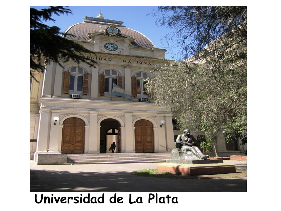 Universidad de La Plata