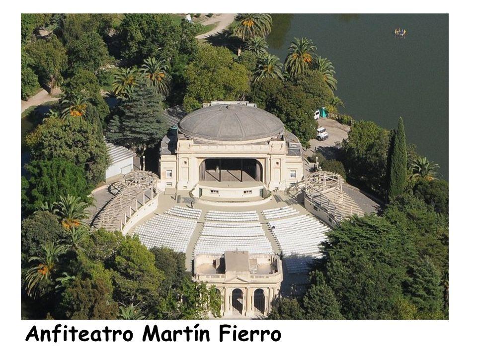 Anfiteatro Martín Fierro