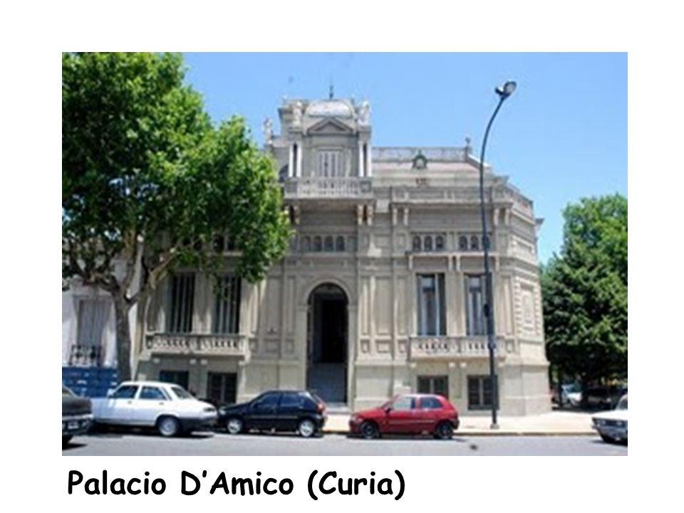 Palacio D'Amico (Curia)