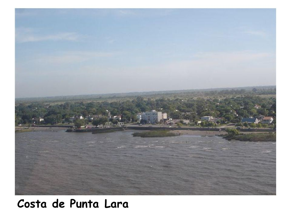 Costa de Punta Lara