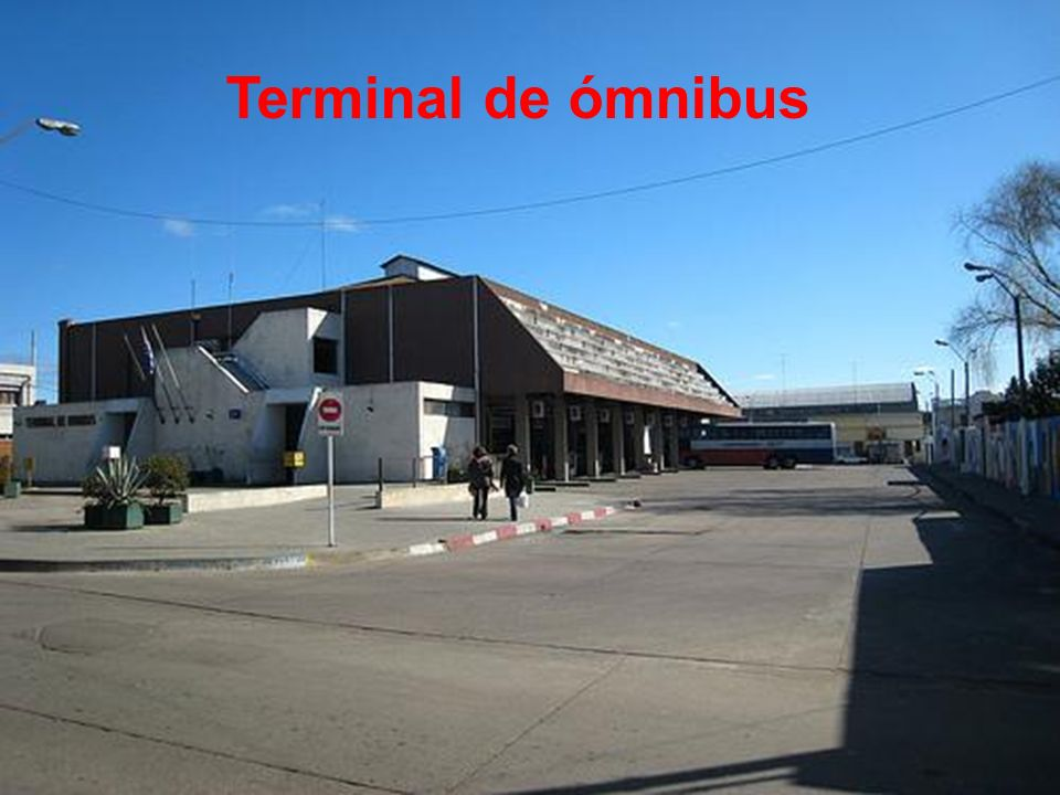 Terminal de ómnibus