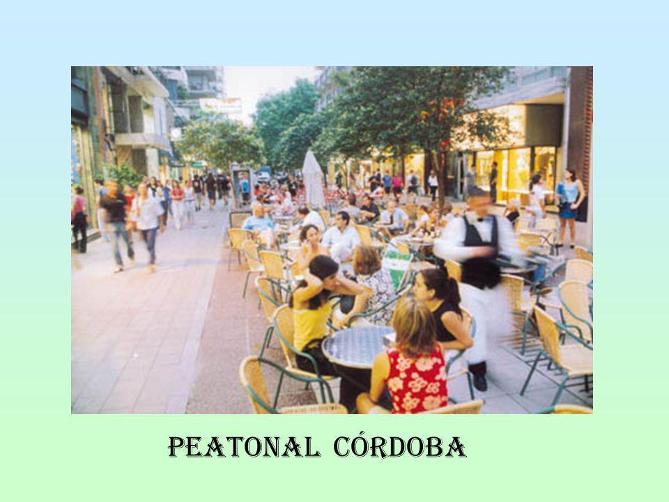 Peatonal Córdoba