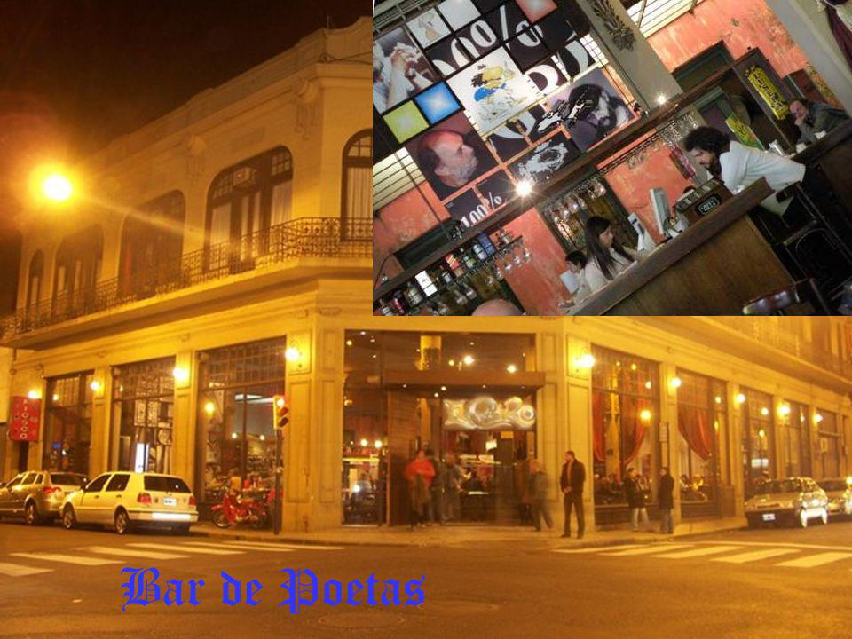 Bar de Poetas