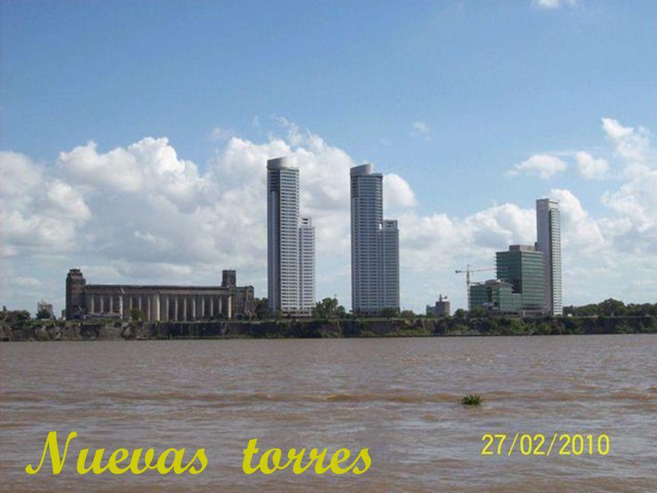 Nuevas torres