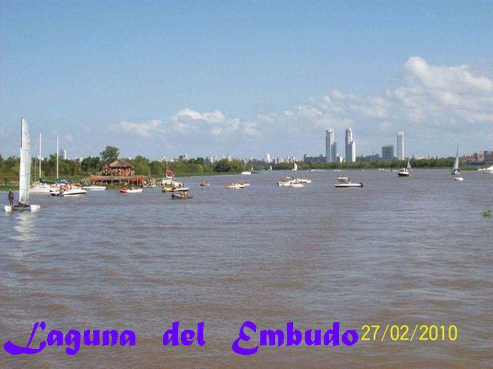 Laguna del Embudo