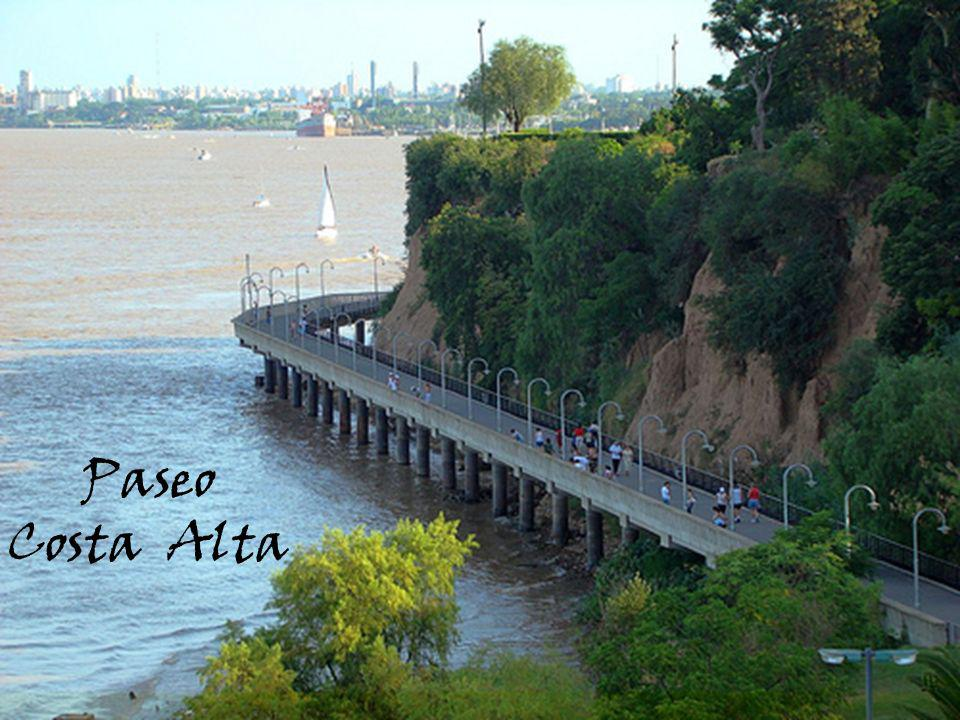Paseo Costa Alta