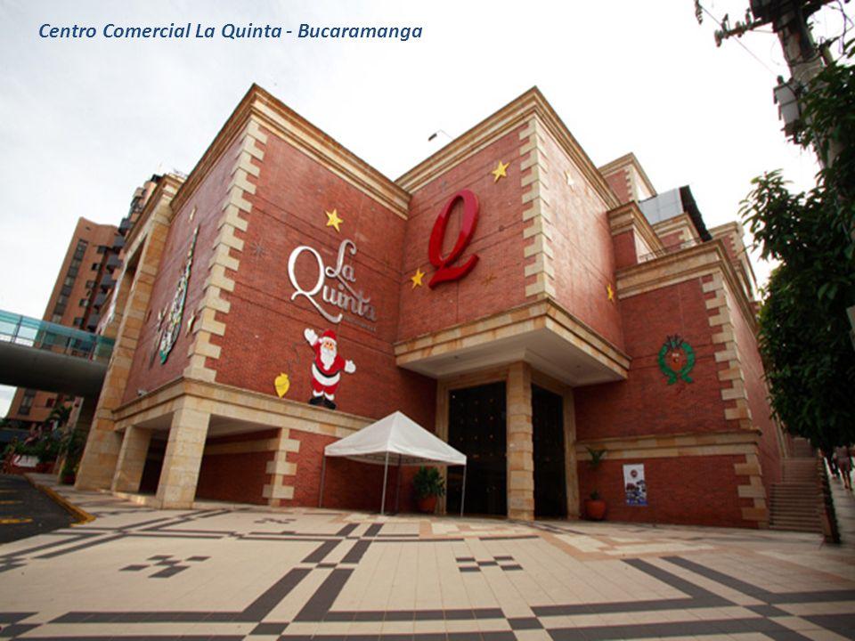 Centro Comercial La Quinta - Bucaramanga