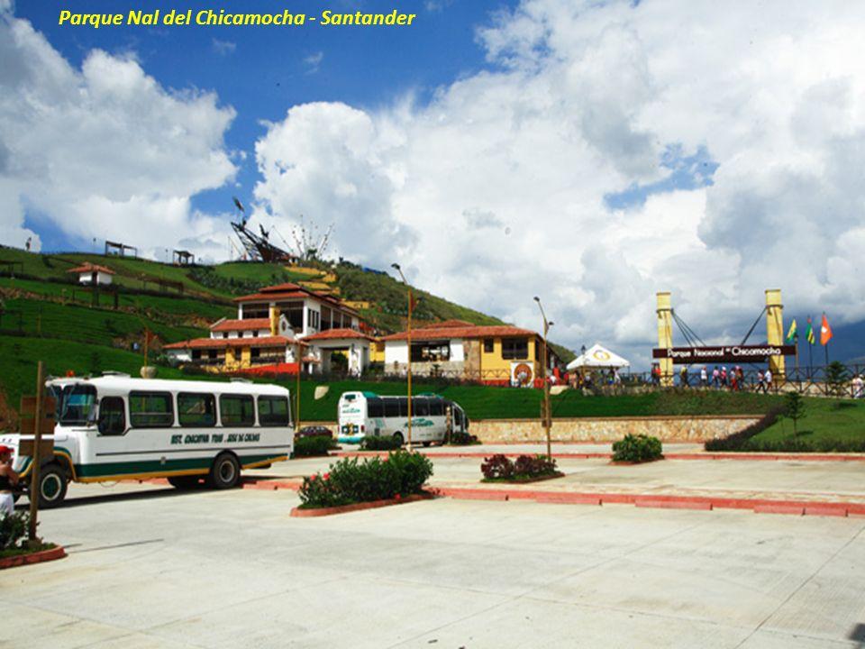 Parque Nal del Chicamocha - Santander