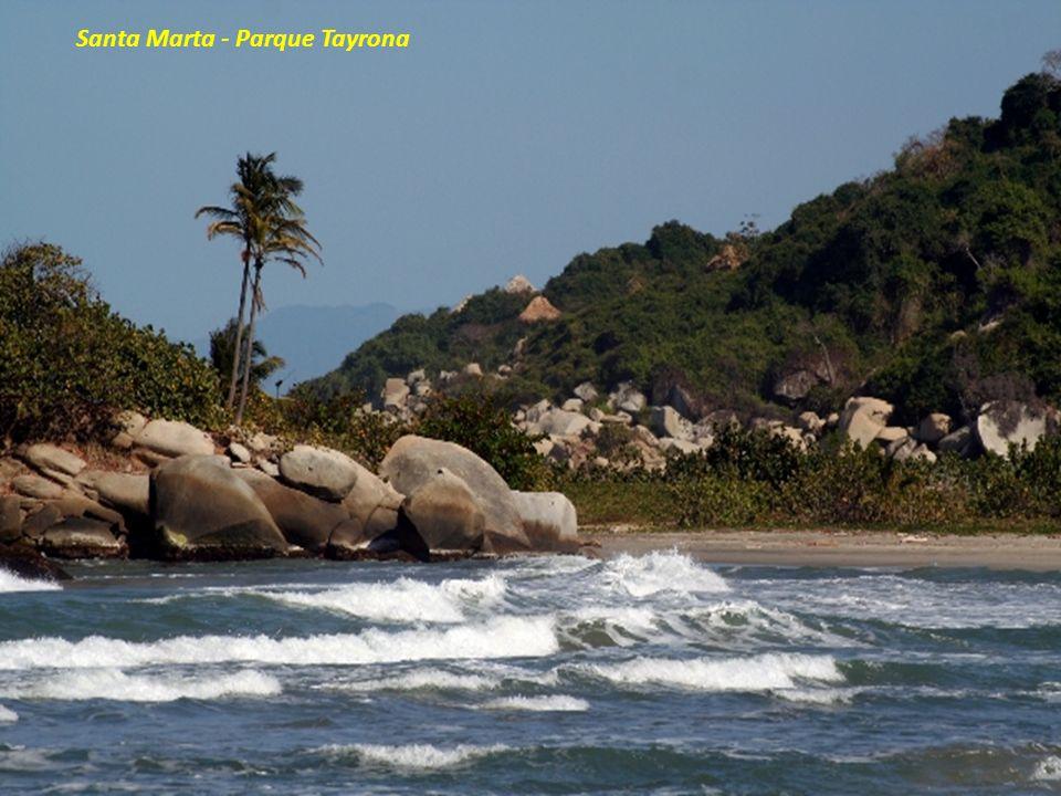Santa Marta - Parque Tayrona