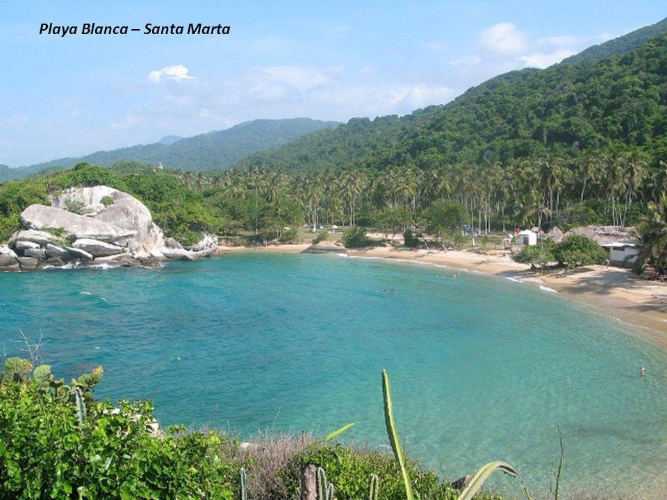 Playa Blanca – Santa Marta