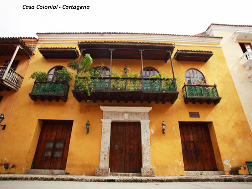 Casa Colonial - Cartagena