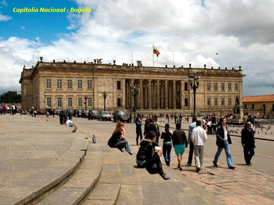 Capitolio Nacional - Bogotá