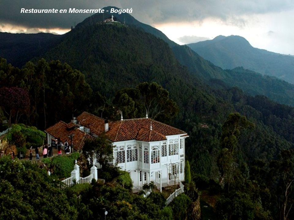 Restaurante en Monserrate - Bogotá
