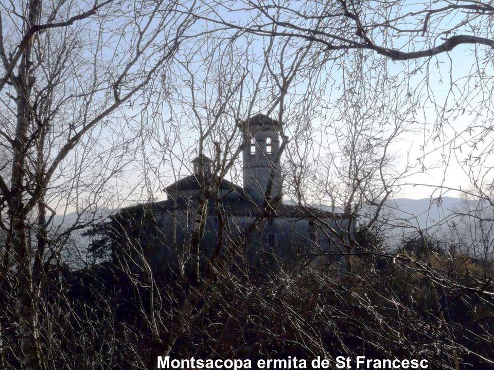 Montsacopa ermita de St Francesc
