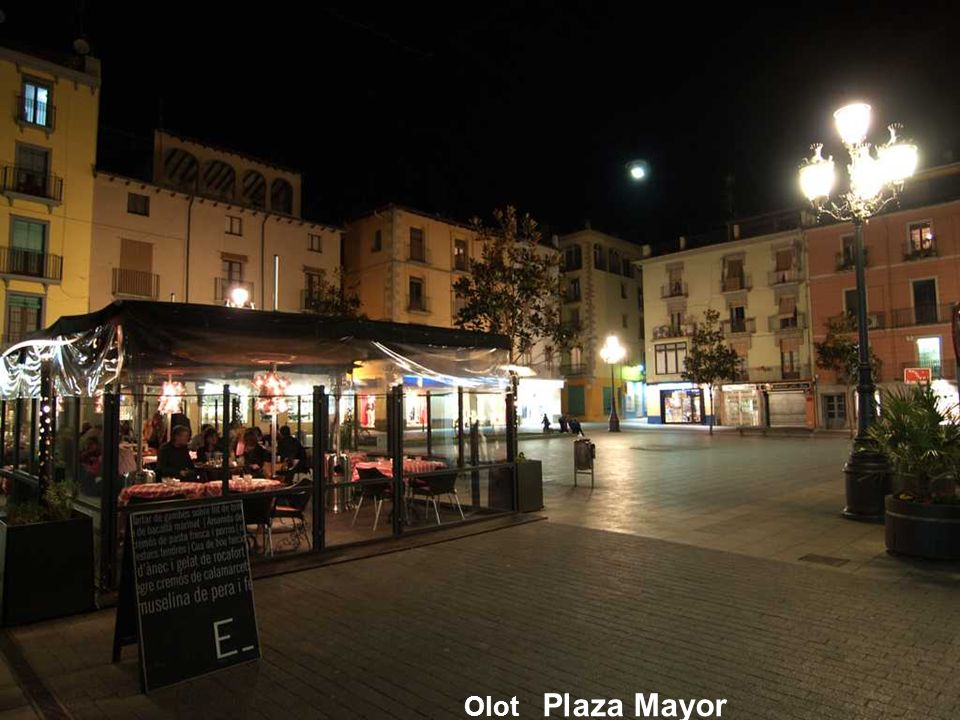 Olot Plaza Mayor