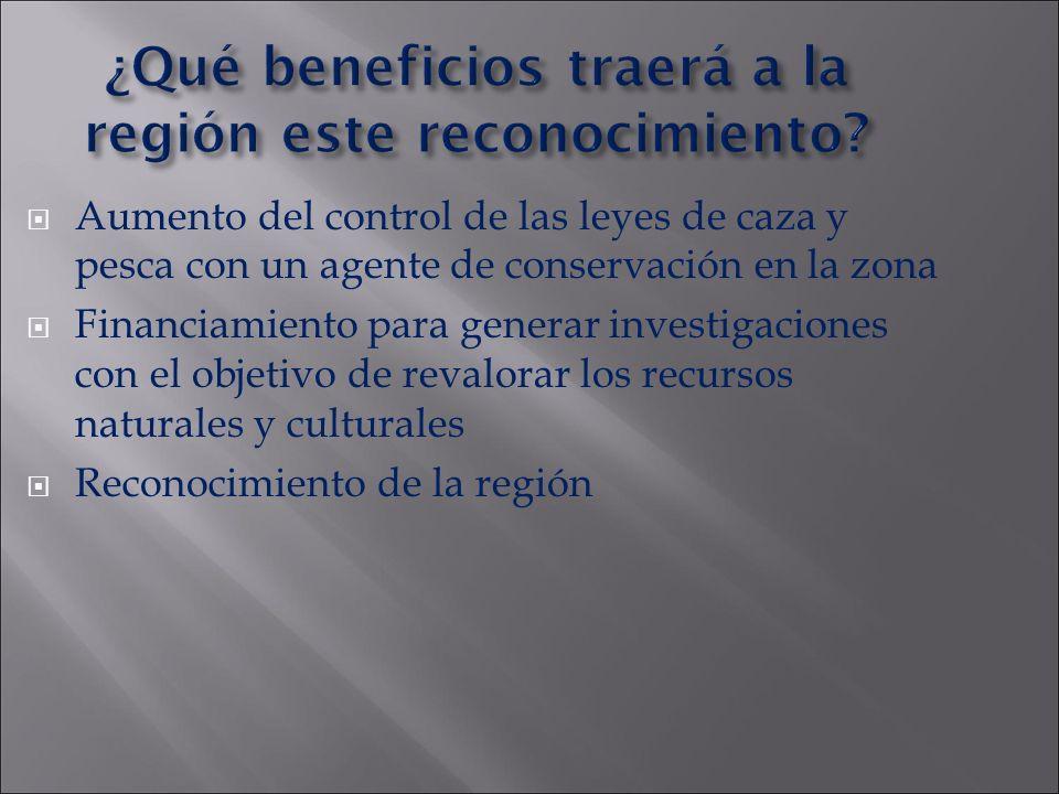 ¿Qué beneficios traerá a la región este reconocimiento