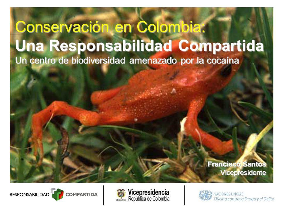 Conservación en Colombia: Una Responsabilidad Compartida