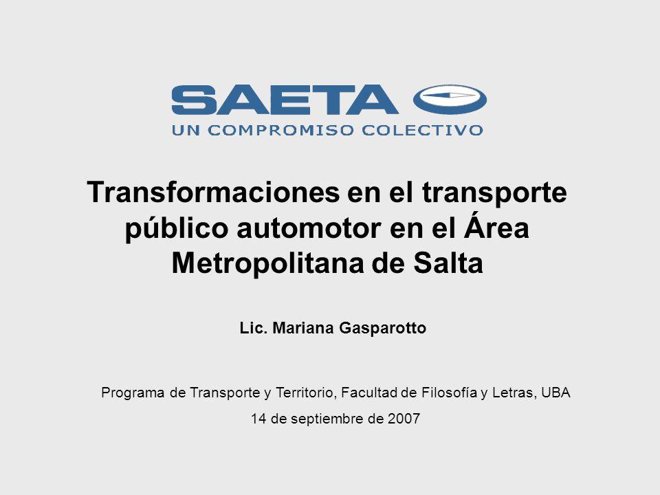 Lic. Mariana Gasparotto
