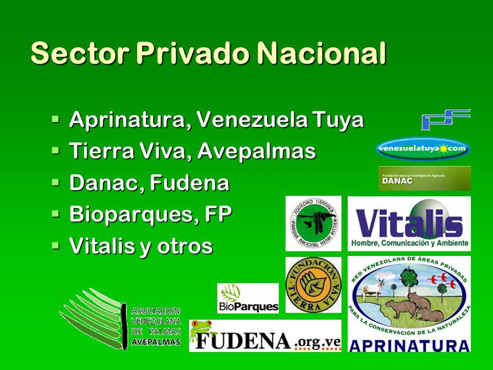 Sector Privado Nacional