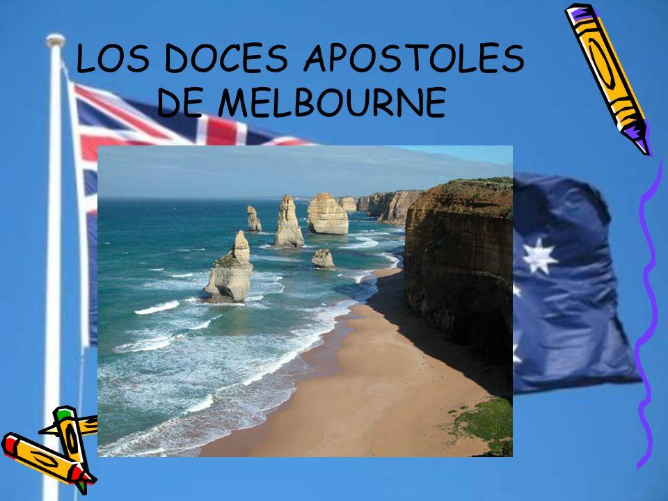 LOS DOCES APOSTOLES DE MELBOURNE