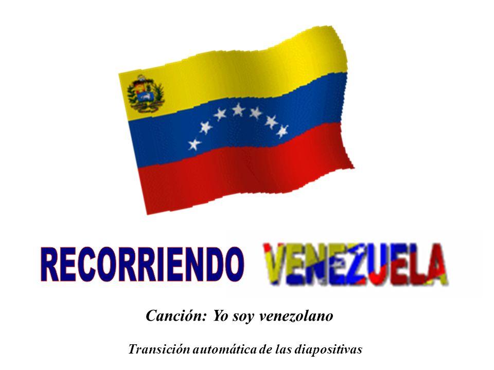 RECORRIENDO Canción: Yo soy venezolano