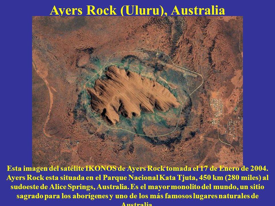 Ayers Rock (Uluru), Australia