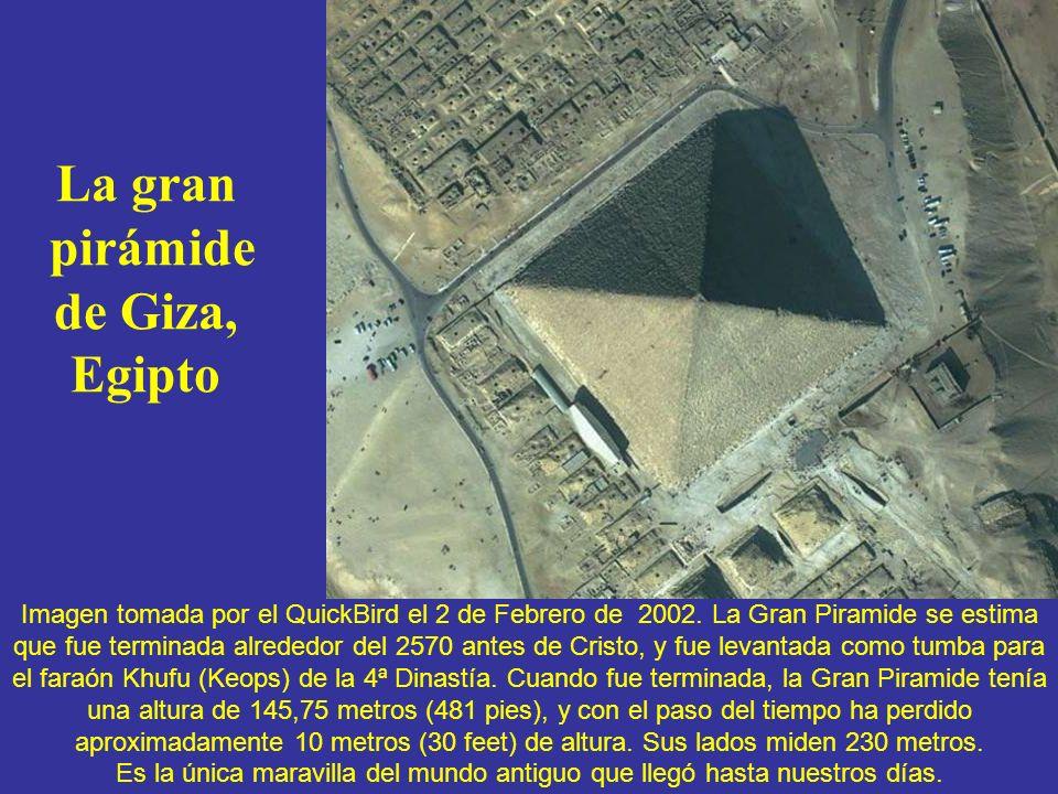 pirámide de Giza, Egipto