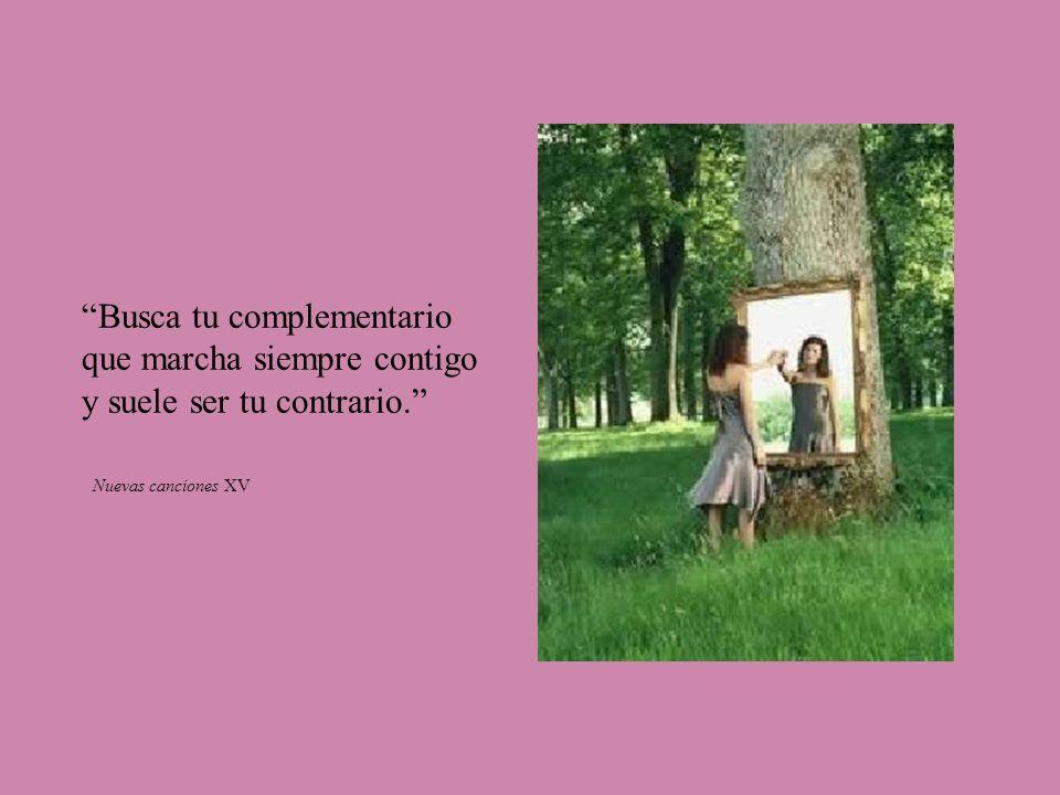 Busca tu complementario que marcha siempre contigo