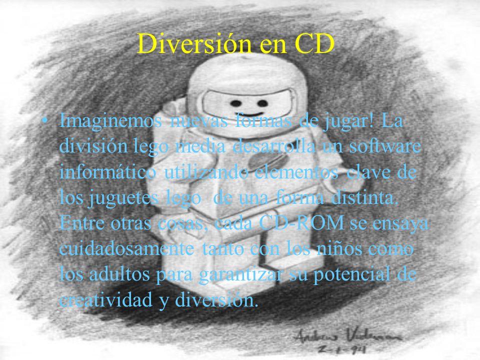 Diversión en CD