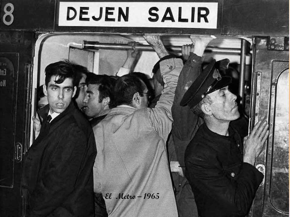 El Metro – 1965