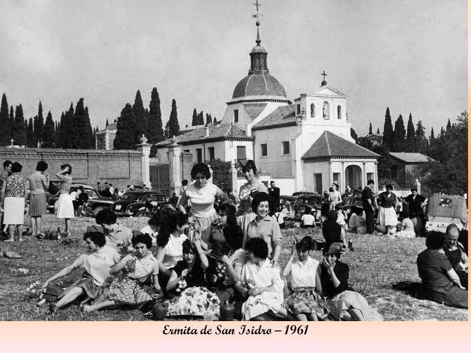 Ermita de San Isidro – 1961