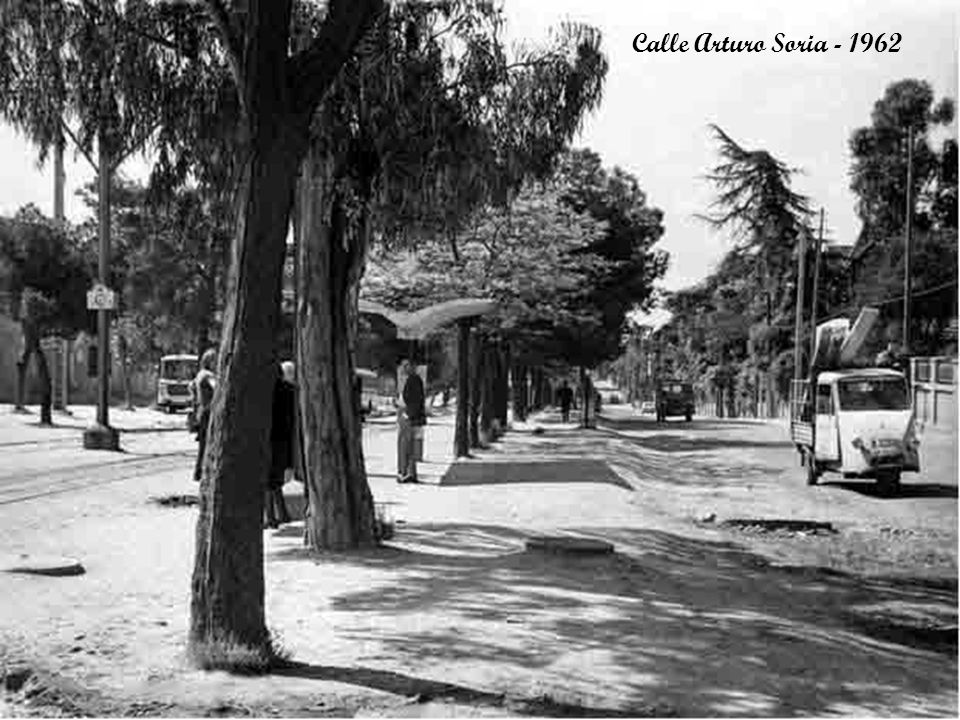 Calle Arturo Soria - 1962